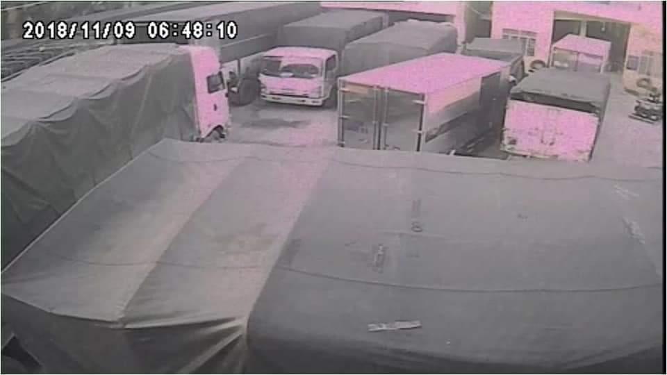 các loại xe tải chở hàng nam bắc