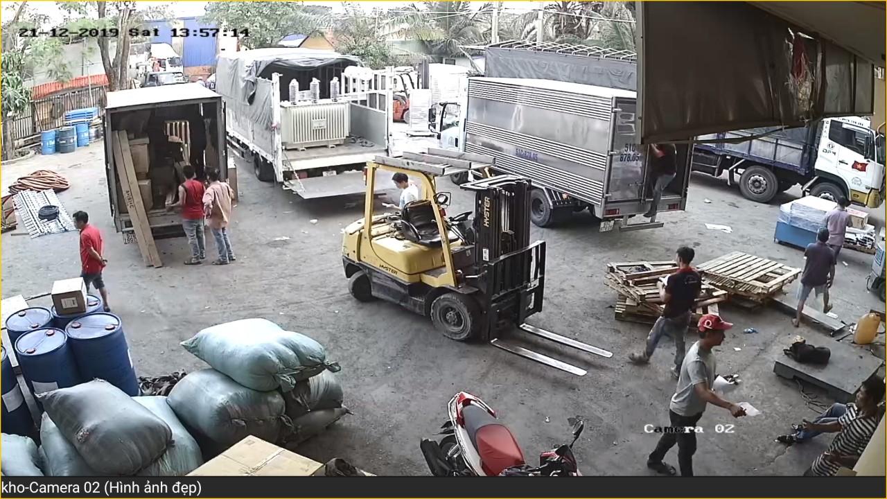 vận chuyển đa dạng các loại hàng hóa